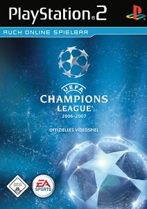 UEFA Champions League 2006-2007 PS2 Playstation 2