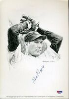 Red Ruffing Signed Psa/dna Certed 8x10 Photo Autograph