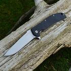 Kershaw Chill G-10 Black Plain Edge Linerlock Knife 3410