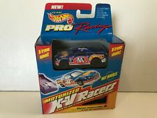 Hot Wheels 44 X-V RACERS Motorized Pro Racing 1:64 Die-Cast Car Rechargeable