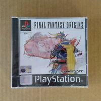 Final Fantasy Origins PS1 Sony Playstation PAL Brand New / Sealed