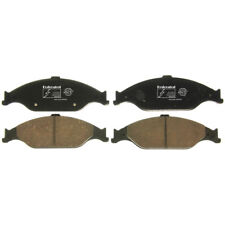 Disc Brake Pad Set Front Federated D804C fits 99-04 Ford Mustang