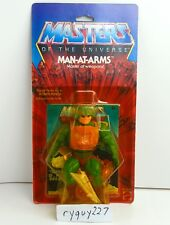 MOTU, Man-At-Arms, Masters of the Universe, MOC, carded, figure, sealed, He Man