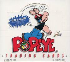 Popeye Cartoon Card Box