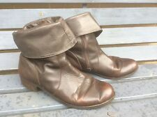 Wittner Leather Casual Ankle Boots for Women