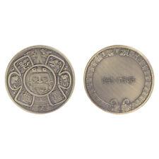 Maya Civilization Totem Souvenir Commemorative Coin Gifts  Collection Craft Art