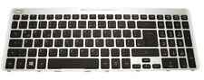Acer Laptop Tastatur De Incl. Rahmen Silber