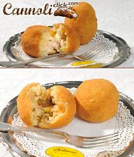 16 Arancini di riso misti - Gastronomia siciliana