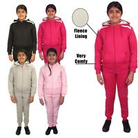 Love Lola Childrens Velour Tracksuit Kids Quality Velour Joggers Hoody Pyjamas