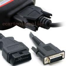 AUTEL OBD2 16 Pin Main Test Cable Elite MD802 MAXICHECK AL619 DMA016 Connector