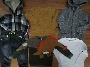 boys 2-3 years bundle autumn winter tops jumper jeans Next TU Geogre