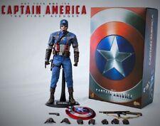 1/6 Hot Toys CAPTAIN AMERICA THE FIRST AVENGER Steve Rogers MMS156