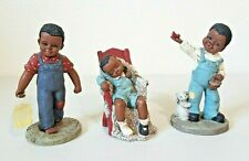 Vintage 3 Martha Holcombe Garrett #9, Jessie Ii #187, Willie #92 Figures