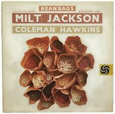 Milt Jackson & Coleman Hawkins Bean Bags LP SP Pressing Atlantic SD 1316 NM-