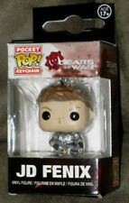 FUNKO Pocket Pop Keychain Gears of War JD Fenix Vinyl Figure - NIB