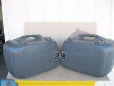 BMW Airhead R80 R100 Hepco & Becker Keyed Luggage Saddlebags Cases