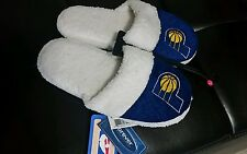 NBA Basketball Womens Slide House Shoe Slippers Forever Collect Indiana Pacers