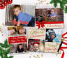 Personalised Pack FOLDED Christmas Thank You Card Photo + Envelopes Fast Proof
