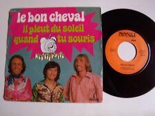 "REVEIL MATIN : Le bon cheval / Il pleut du soleil 7"" 45T French NIAOULI NIA 2002"