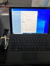 Microsoft Surface Pro 5 128GB Wi-Fi, 12.3 inch - Black i5 128gb 4gb Ram Keyboard