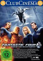 JESSICA ALBA/CHRIS EVANS/+ FANTASTIC FOUR: RISE OF THE SILVER SURFER 2  DVD NEU