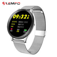 Lemfo SN58 Etanche Montre Intelligente Podomètre Android iOS sport Smart watch