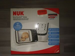 Nuk eco control video Babyphone