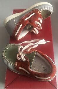 Docksteps Baby Boy Shoes (Size 20)