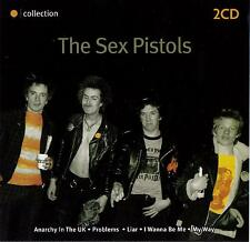 The Sex Pistols 2CD Collection (2008) Anarchy In The UK / Sid Vicious-ORANGE260