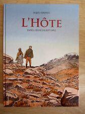 "Ferrandez  "" L'Hôte ""   d'après  Albert Camus   E.O."
