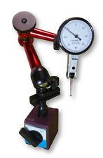 Support Magnétique MINI FLEX NO7  + Comparateur à Palpeur réglable