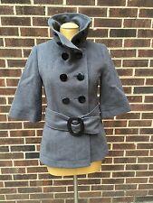BNWOT Soia Kyo Wool Coat Jacket, Size PXS