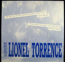 Lionel Torrence - Sax Man Supreme - Jay Miller - Flyright 615 - New