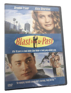 Blast From the Past (DVD, 1999) Brand New Sealed