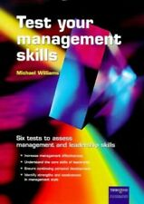 Test Your Management Skills by Williams, Michael Paperback Book The Fast Free