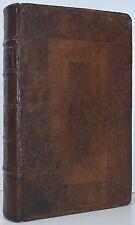 PAUL SCARRON The Whole Comical Works Of Mon. Scarron 3rd English Ed London 1712