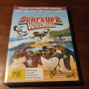 Surfs Up 2 WaveMania DVD Region 4 NEW