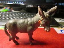 Antique Metal Donkey