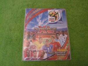 Panini Adrenalyn XL World Cup 2010 South Africa Cards in Album 254 Cards