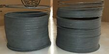 (2) Old Vintage Metal Steel Slinky Toys 2 7/8 in diameter