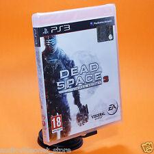 DEAD SPACE 3 LIMITED EDITION PS3 in italiano NUOVO