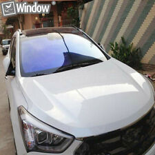 ROLL Blue Purple Car Chameleon Tint Window Glass Tint VLT 80% UV 99% Solar Tint