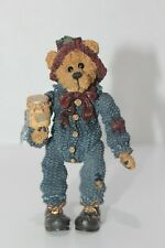 "Boyds Bears & Friends Shoe Box Bear - Elias ""The Elf"" Grizberg"