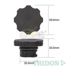 TRIDON OIL CAP FOR BMW Z4 E89-30i (sDRIVE) 03/10-06/11 6 3.0L N52 B30  TOC520
