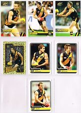 7 Richmond Tigers AFL Trading Cards Select Herald Sun 2008 2009 2010