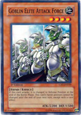 YuGiOh Goblin Elite Attack Force - CRV-EN020 - Super Rare - 1st Edition MP