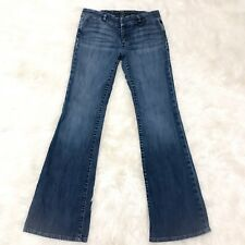 Pre-owned Womens Joe's Colette Wash Trouser Blue Jeans, Size 28