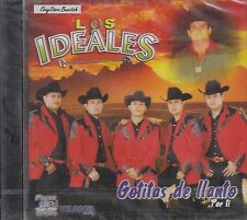 LOS IDEALES GATITAS DE LLANTE CD NEW SEALED