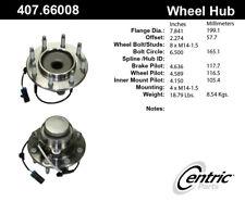 C-TEK Wheel Bearing & Hub Assembly fits 2001-2007 GMC Sierra 2500 HD Sierra 2500