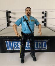 WWE Big Boss Man Wrestling Figure Mattel Elite Network Spotlight Series WWF WCW
